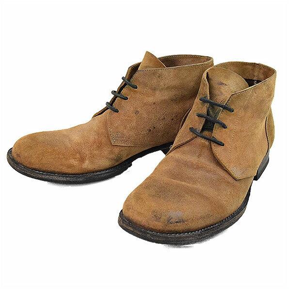ブーツ, チャッカ 10sei0otto CHUKKA BOOTS 42(2626.5cm)