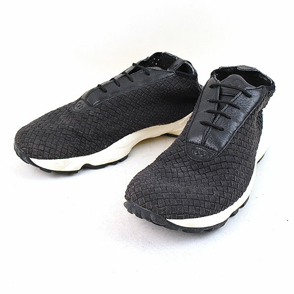 メンズ靴, スニーカー NIKEx fragment design AIR FOOTSCAPE WOVEN CHUKKA 28.5cm