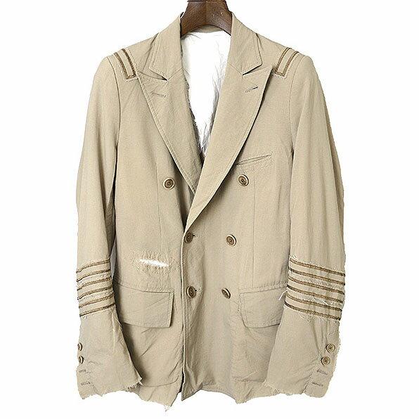 メンズファッション, コート・ジャケット TAKAHIRO MIYASHITA The SoloIst. 15SS sailorman jacket 44