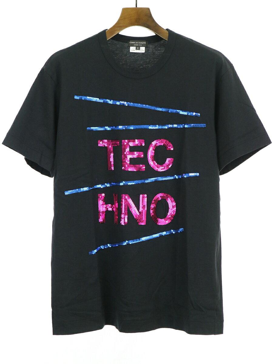 トップス, Tシャツ・カットソー COMME des GARCONS HOMME PLUS 18SS TEC HNO T M