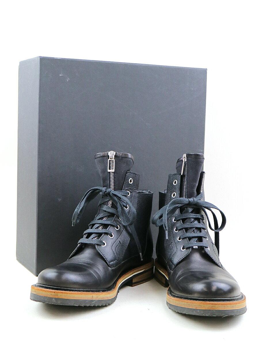 ブーツ, ワーク Dior HOMME BOOTS CALFSKIN 43(28cm)