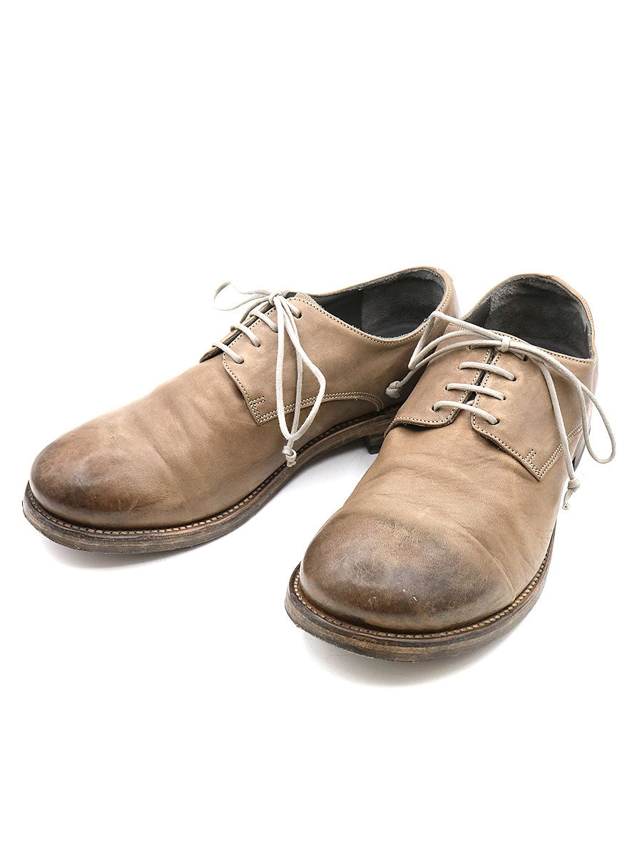 メンズ靴, その他 the last conspiracyISAAC SELLAM FABRICE DERBY SHOES 43(26.5cm)