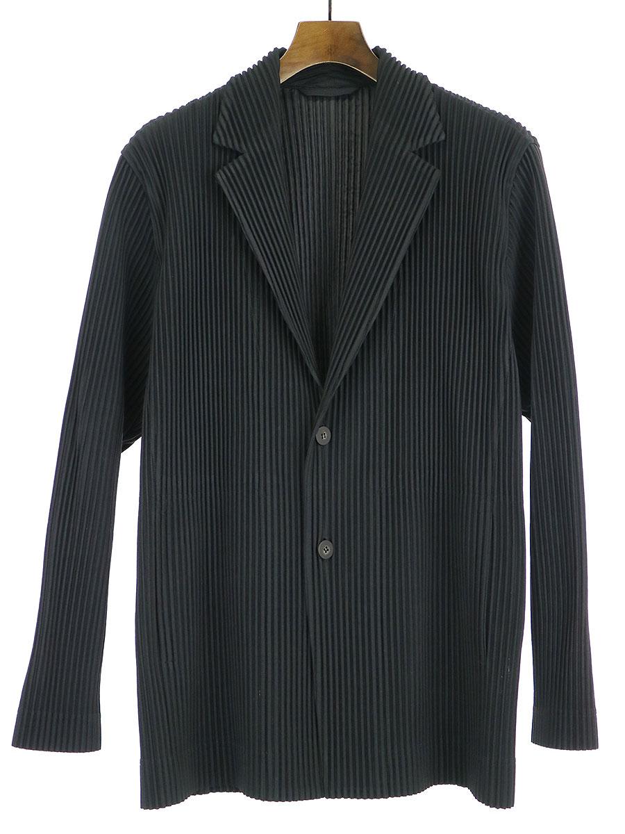 メンズファッション, コート・ジャケット HOMME PLISSE ISSEY MIYAKE 15AW 2B 3