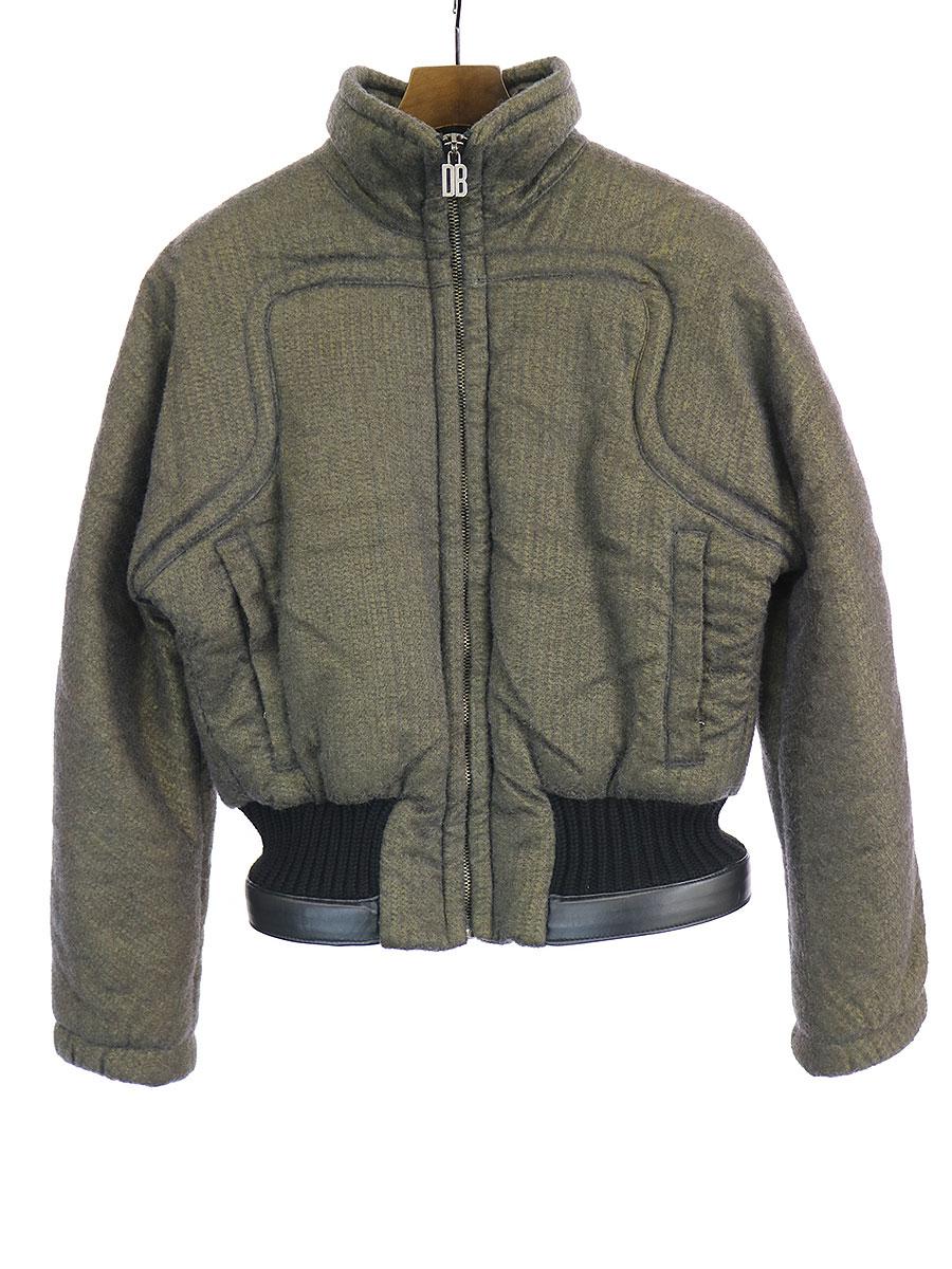 メンズファッション, コート・ジャケット DIRK BIKKEMBERGS 99AW LOOK54 44