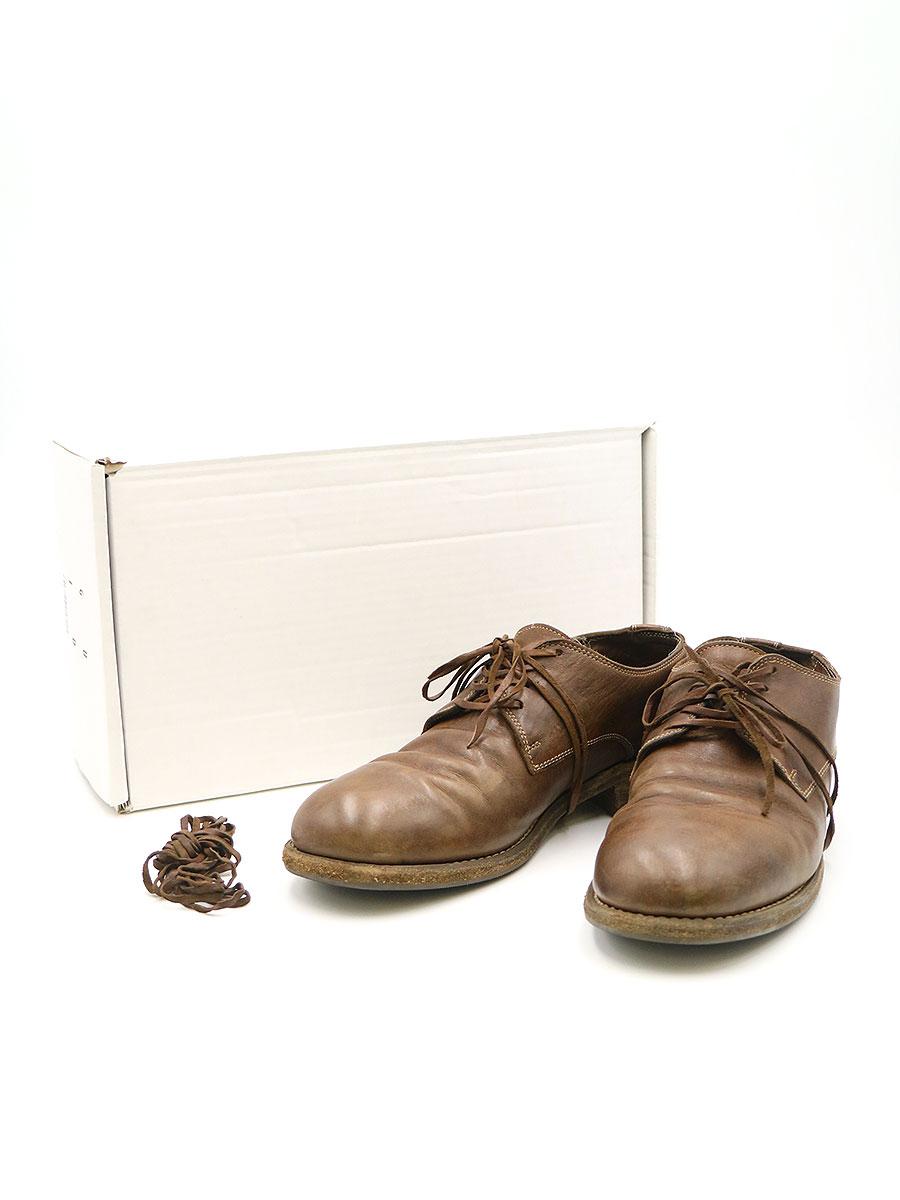 メンズ靴, その他 GUIDI 992 43
