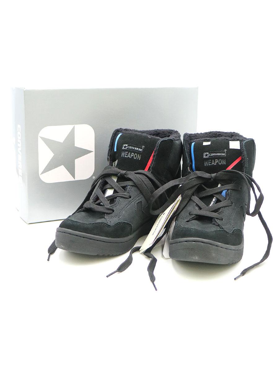 メンズ靴, スニーカー CONVERSE FACETASM WEAPON HI 25.5cm