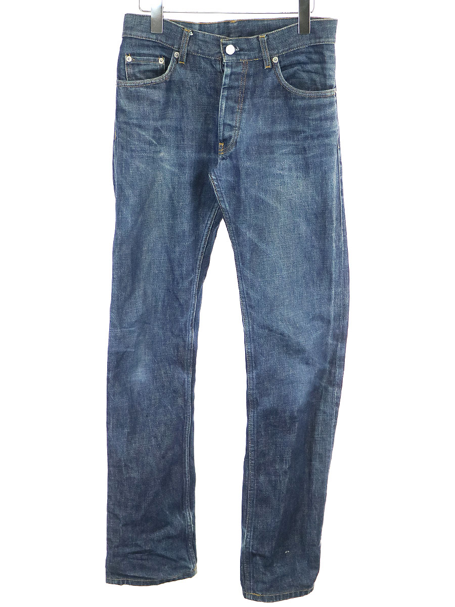 メンズファッション, ズボン・パンツ HELMUT LANG 1999 CLASSIC RAW DENIM 28