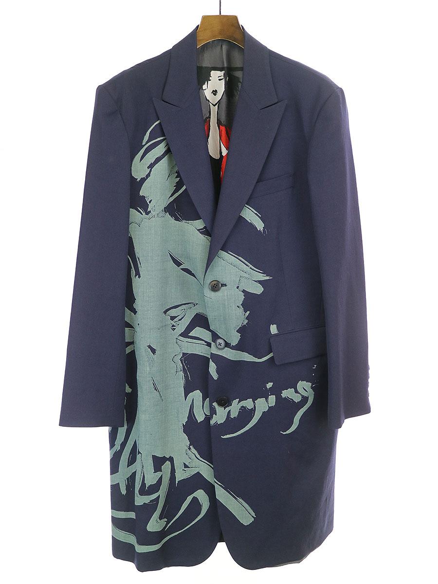 メンズファッション, コート・ジャケット Yohji Yamamoto POUR HOMME 17SS 2