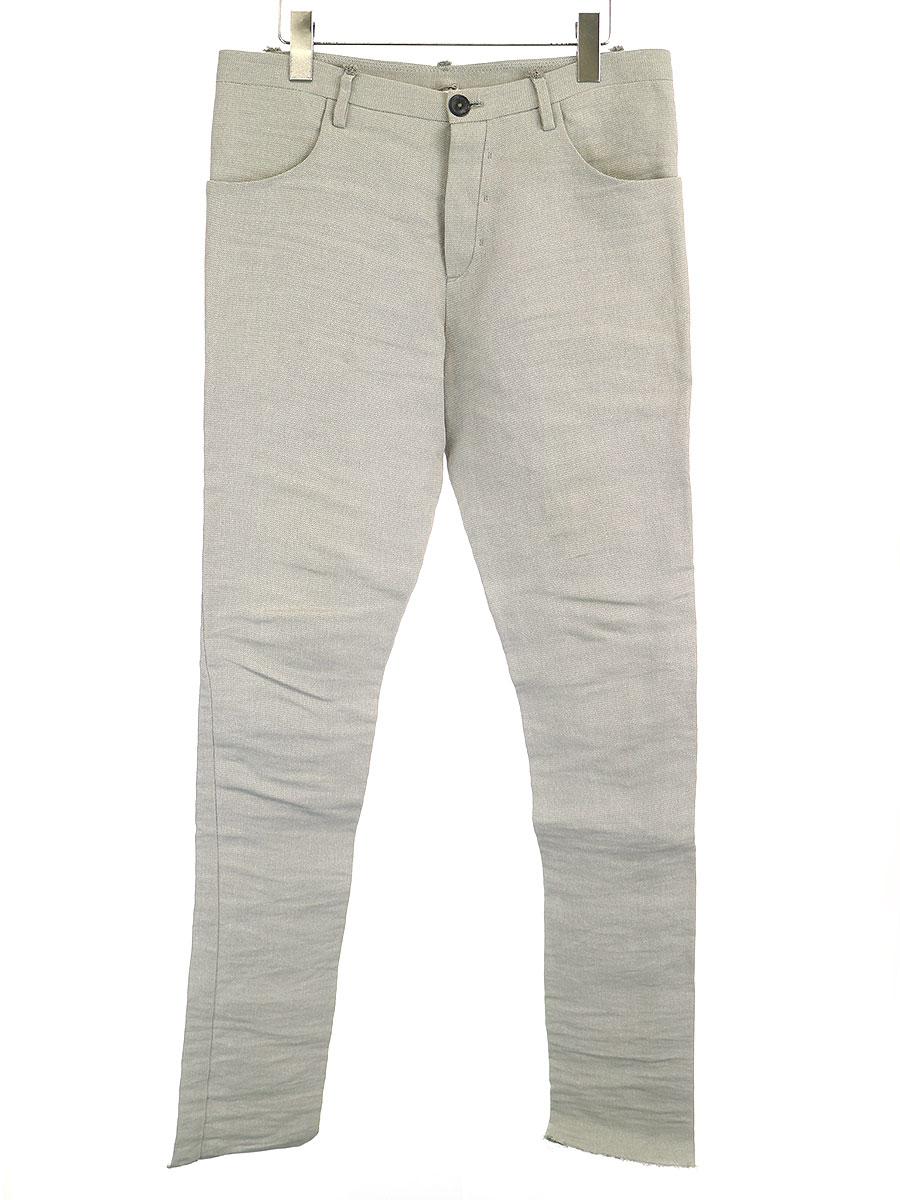 メンズファッション, ズボン・パンツ LABEL UNDER CONSTRUCTION WASHICURVED INSEAM PANT