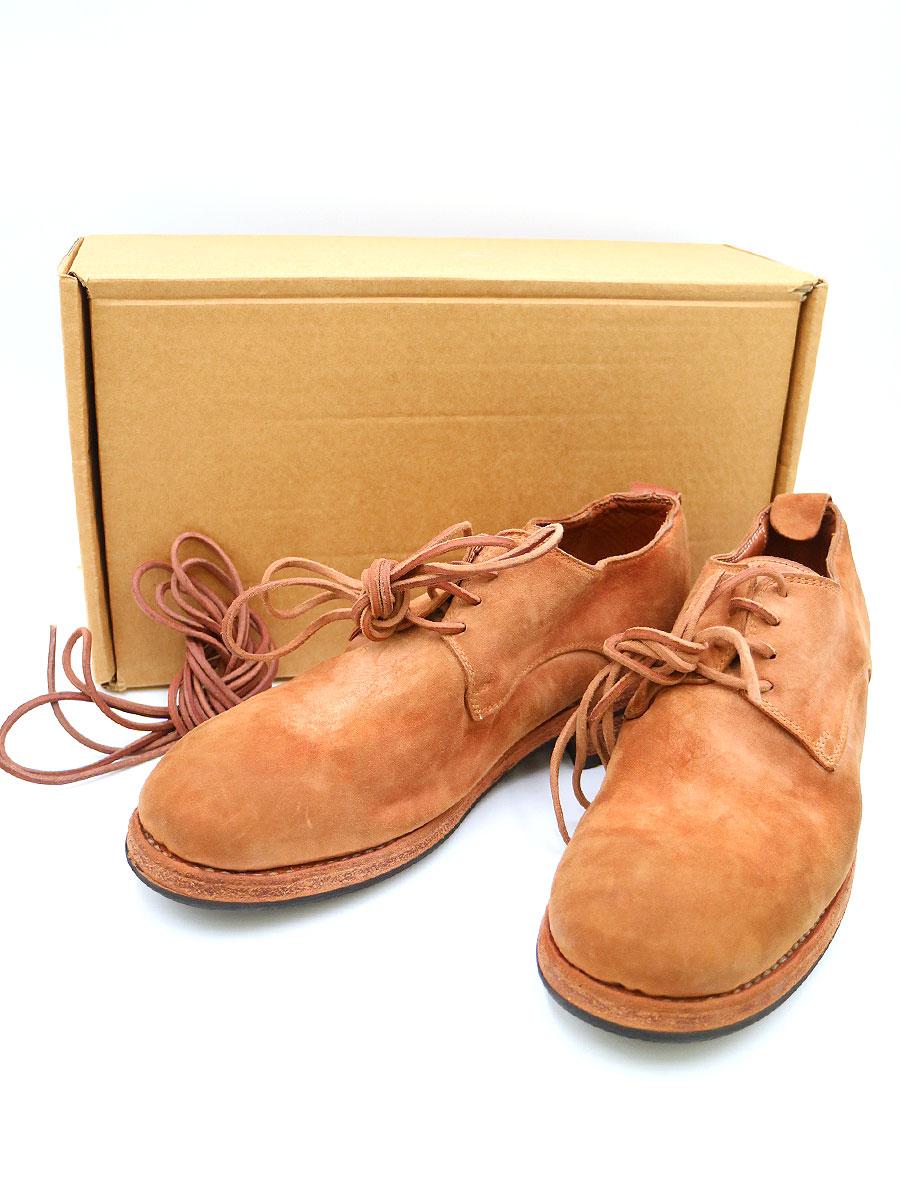 メンズ靴, その他 GUIDI 1907 Vacchetta Reverse Used 43