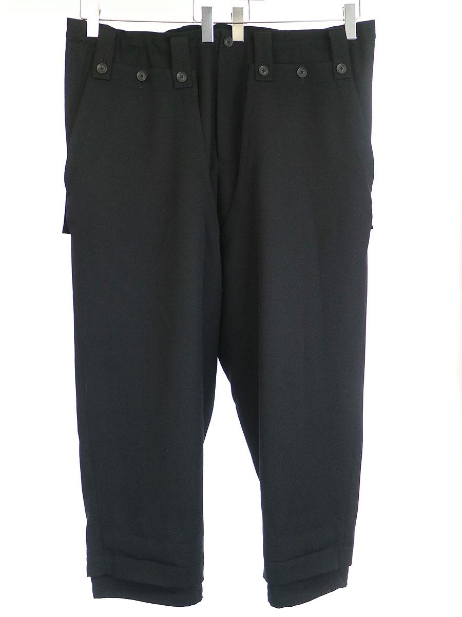 メンズファッション, ズボン・パンツ Yohji Yamamoto POUR HOMME 20AW LOOK26 3