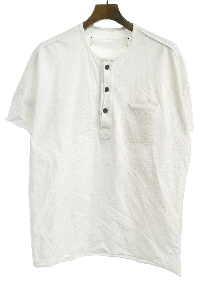 トップス, Tシャツ・カットソー individual sentiments HENLEY NECK SHORT SLEVE T-SHIRTS T 2