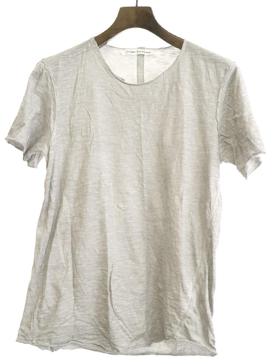 トップス, Tシャツ・カットソー Poeme Bohemien 14SS T 44