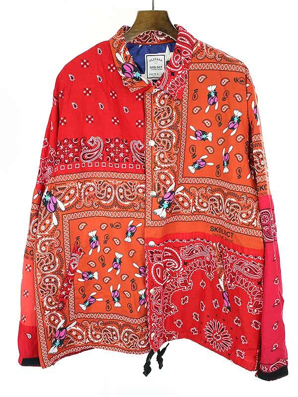 メンズファッション, コート・ジャケット OLD PARKSKOLOCTEMPTY ROOM XL