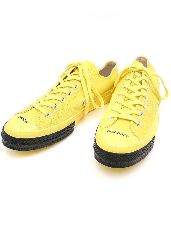 メンズ靴, スニーカー CONVERSEUNDERCOVER --- 163011C -- - 28cm