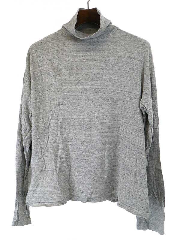 トップス, Tシャツ・カットソー AURALEE 16AW SEAMLESS TURTLE NECK LS TEE 4