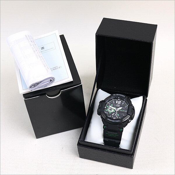 CASIOカシオG-SHOCKGA-1100-1A3JFSKYCOCKPITデジアナ腕時計ブラック【】