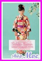 2015新作七五三着物7歳フルセット着物ブランドShikibuRoman式部浪漫着物7歳7才女児ブランド着物フルセットキッズ着物♪9k(sr_9k)ブランドで差がつく七五三!
