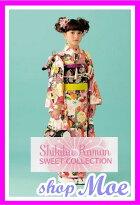 2015新作七五三着物7歳フルセット着物ブランドShikibuRoman式部浪漫着物7歳7才女児ブランド着物フルセットキッズ着物♪6s(sr_6s)ブランドで差がつく七五三!