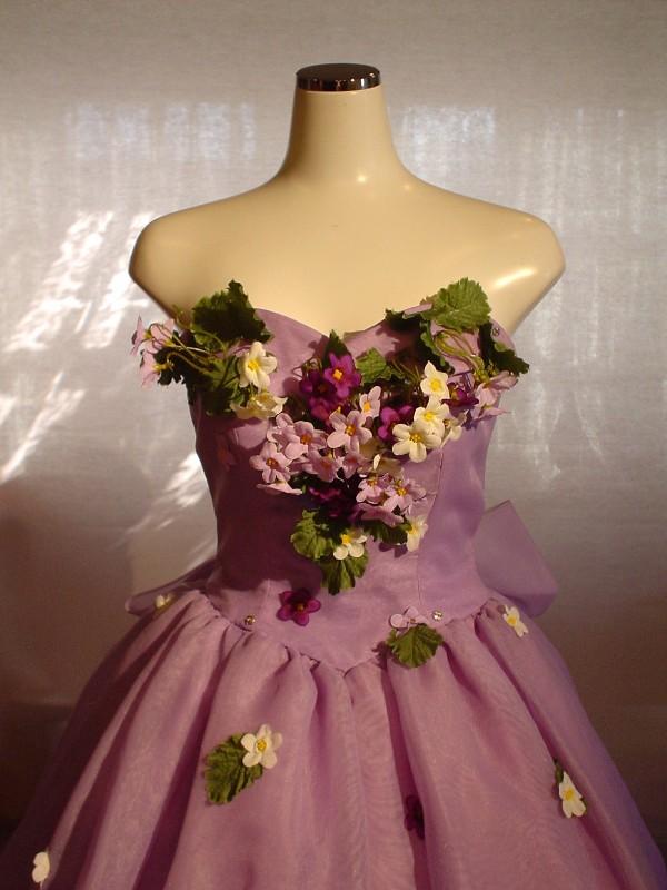 【レンタル】カラードレス