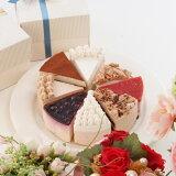 【アレルギー対応・冷凍便】卵・小麦粉・乳製品不使用の彩りケーキ15cmホール