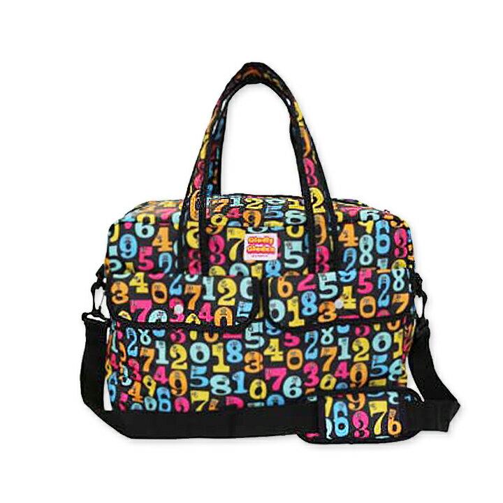 【送料無料/】ライトウエイトマザーズバッグ ナンバー(Light Weight Mom's Bag )GLADEE(グラディー)2way軽量マザーバッグ 斜めがけバッグやショルダーバッグにもなるママバッグ ジムバッグやレジャーバッグ、トラベルバッグにも!