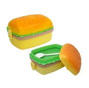 ハンバーガーランチボックス スプーン ハンバーガー オススメ インテリア