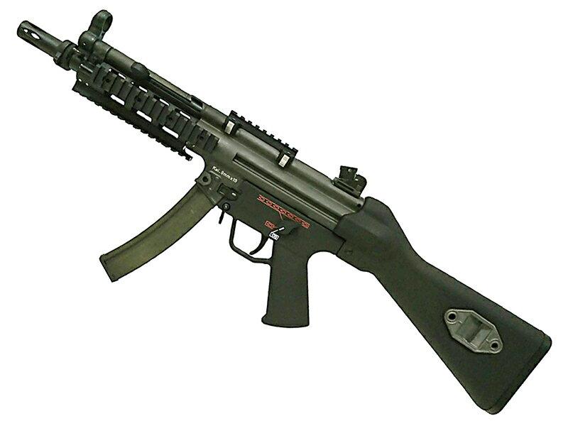 BOLT BRSS : 電動ガン MP5A4 TACTICAL RASハンドガード