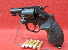 タナカワークス・S&WM37J-police警察仕様2inchブラックHWバージョン2モデルガン