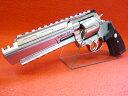 マルシン・アンリミテッドリボルバー 6mmBB Xカートリッジ ガスリボルバー
