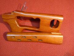 A&K・SVD用木製ハンドガード&ストック エアーガン サバゲー 02P07Feb16