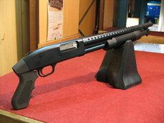 【レビューを書いて送料無料】モスバーグ M500 クルーザー ブラック 6mmBB弾仕様 (D01) 10P3...