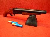 MAD MAX ダブルバレル フルメタルガスショットガン 木製ストック