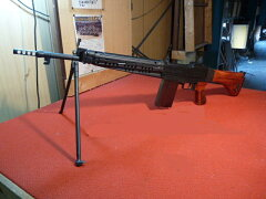 予約販売!S&Tフルメタル電動ガン・64式小銃&400連多弾装マガジン×2