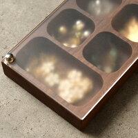 木の美しいジュエリーボックス・アクセサリーケース「JewelryCase」