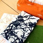 ■日本製手拭い・布巾「手染めてぬぐい」