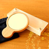 ■ジュエリーケースと手鏡のギフトボックス「Gift Box Jewelry Case & Hand Mirror」