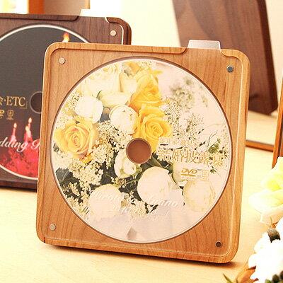 ■ディスクケース・スタンド「DiscStand」 お気に入りのCD・DVDをおしゃれなインテリアに変える木製ディスクケース・スタンド