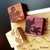 ■ディズニーキャラクターの木製マグネット(3個1セット)