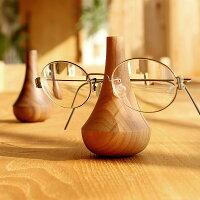 大切な眼鏡をおしゃれなインテリアに「GlassesStandSwing」