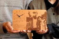 世界に一つだけのオリジナル木製時計のお手伝いをします。