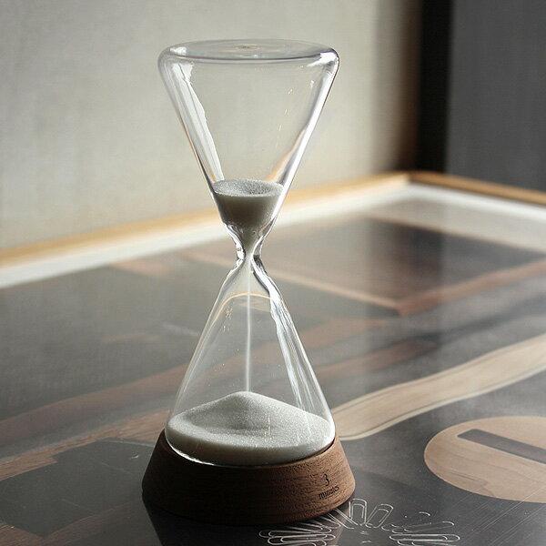 贅沢な時間に癒されるおしゃれな砂時計