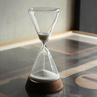贅沢な時間に癒されるおしゃれな砂時計「SandTimer3minutes」