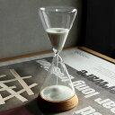 ■【ネット限定】【5分用】「Hacoa Sand Timer 5minutes」5分 砂時計 かわいい おしゃれ シンプル ナチュラル 北欧 木製 ギフト プレゼント 日本製 インテリア