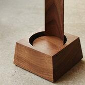 ■【名入れ可能】Hacoaの木製靴べら専用スタンド「Shoehorn Stand」