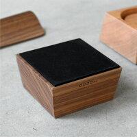 【名入れ可能】Hacoaの木製靴べら専用スタンド「ShoehornStand」