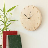 ■木製時計「WallClock Round」