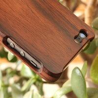 木製ではめずらしい1ピース構造としました。継ぎ目が無く、木目が美しく繋がっています