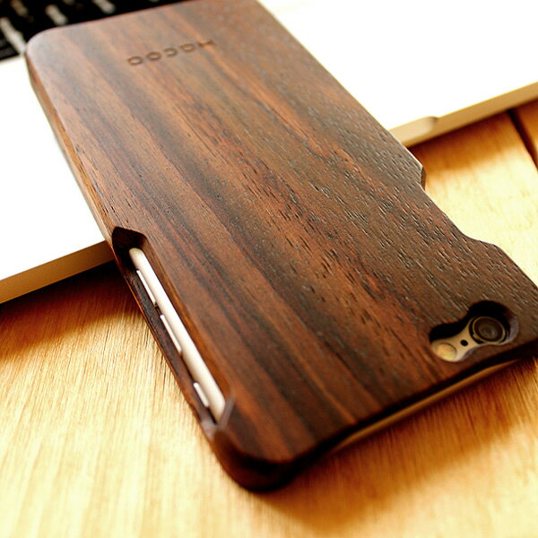 天然無垢材を使用した人気のiPhone6/6s用木製アイフォンケース