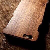 天然無垢材を使用した人気のiPhone6Plus用木製アイフォンケース「WoodencaseforiPhone6Plus」
